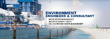Wastewater-Water Treatment and Waste Management Consultant and Manufacturer