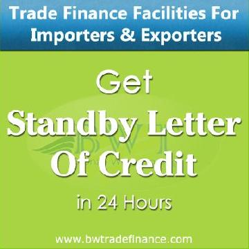 Standby Letter of Credit for Importers & Exporters | Bronze Wing Trading L.L.C.
