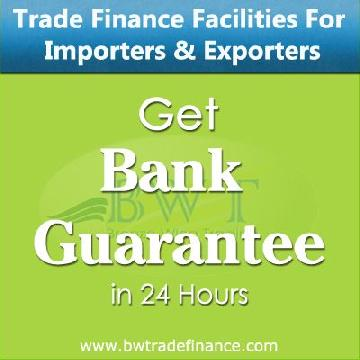 Bank Guarantee for Importers & Exporters | Bronze Wing Trading L.L.C.