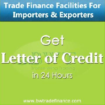 Letter of Credit for Importers & Exporters | Bronze Wing Trading L.L.C.