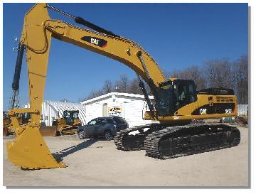 CAT 345DL Hydraulic Excavator