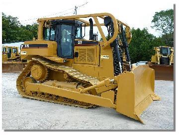 CAT D7R Series II Crawler Tractor