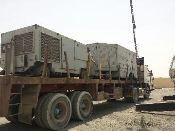 Air Condition Units trailer mounted