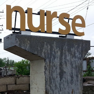 Nurse Scrap Metal