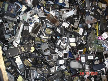 E waste scrap for sale