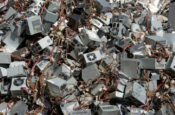 E waste scraps for sale