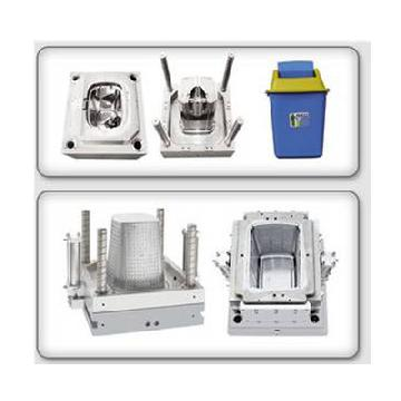 plastic-office-dustbin-injection-mold-maker