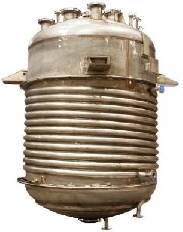 CRN Stainless Steel Pressure Vessel