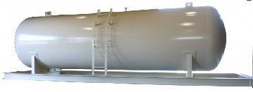Atmospehric-Drain-Tank
