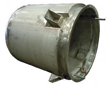 Jacketed Pressure Vessel