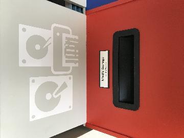 Flexcycle Media Storage Bin