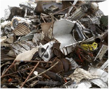 Scrap Metal Dealer in Uganda