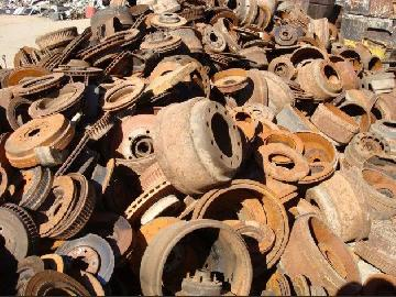 CI CAST IRON SCRAP