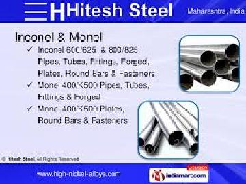 Inconel and Monel pipe fittings