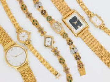 Gold-Watches