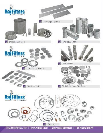 Melt Filters