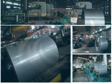 Stainless Steel Cold Roll Production Line