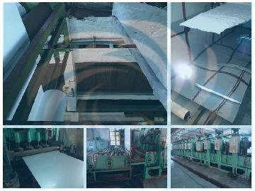 Stainless Steel 8K Sheets