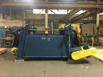 Stearns 90A Electromagnetic separator for an underground copper mine.