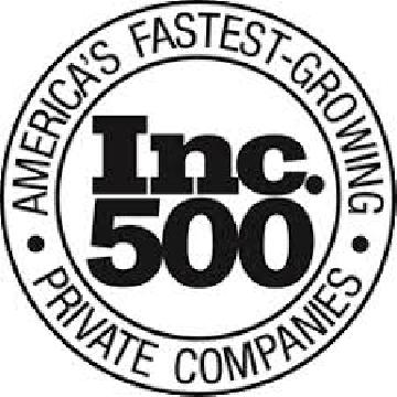 Inc. 500 Fastest Growing Companies