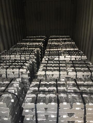 Supplier:Zinc Ingot/top, bottom dross, Al ingot: 6061,6063, 5182, UBC, ADC, LM, Telic puck, UBC scrap WA: +84966996596