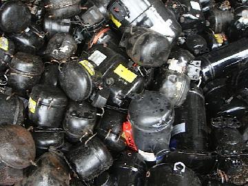 Fridge & AC Compressor Scrap