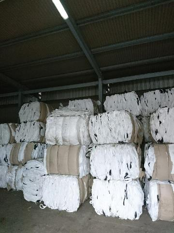 we have new and used white pp big bags grade A,B,C
