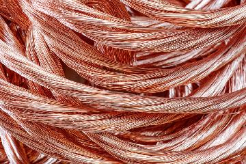 "Also referred to as ""bright & shiny copper,"" it is the most valuable and high-paying grade around. It refers exclusively to bare, uncoated and unalloyed wire or cable – no thinner than 16 gau"