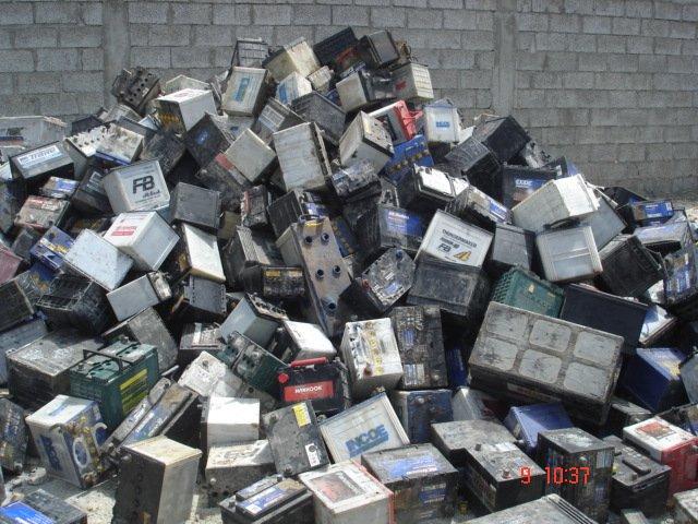 Scrap Car Batteries For Sale