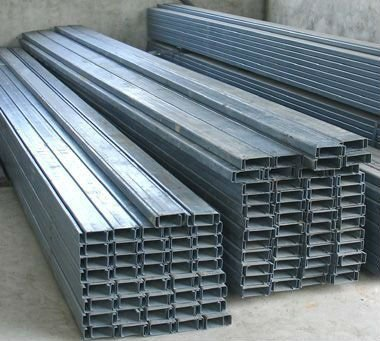 A36 Structural Steel Channel Steel Finished Product
