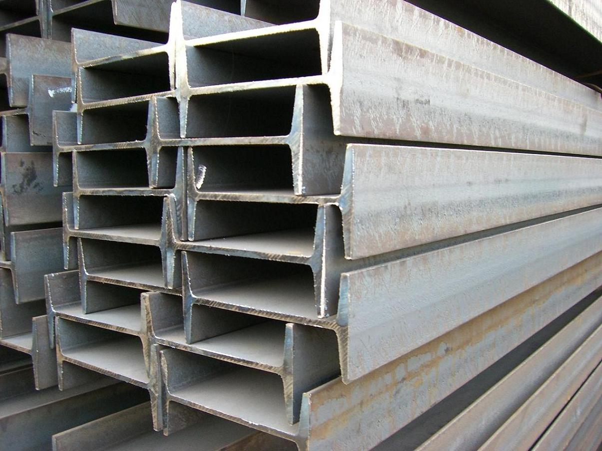 Steel I Beams ~ Steel beam finished product