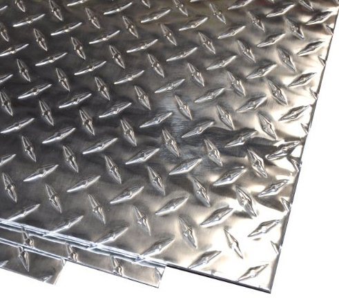 3003 H22 Aluminum Diamond Plate Aluminum Finished Product