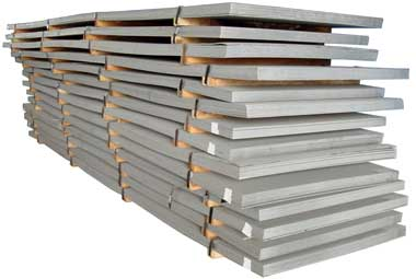 304 & 316 Stainless Steel Plate
