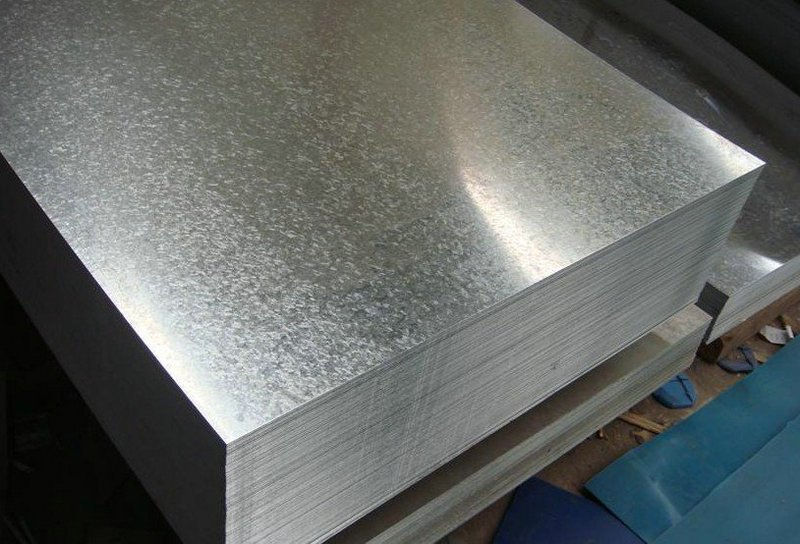 G90 Galvanized Steel Sheet Steel Finished Product