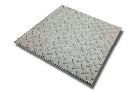 304 Stainless Steel Diamond Floor Plate