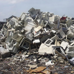 Thriving business of illegal e-waste recycling in Seelampur