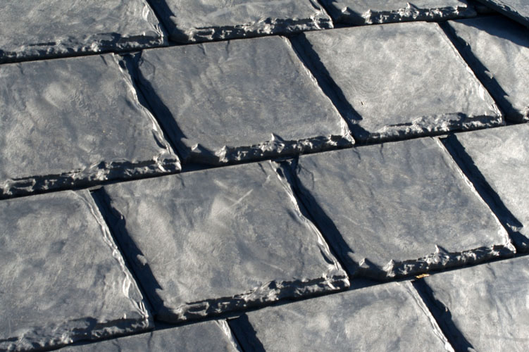 Innovative Roofing System Out Of Recycled Tires