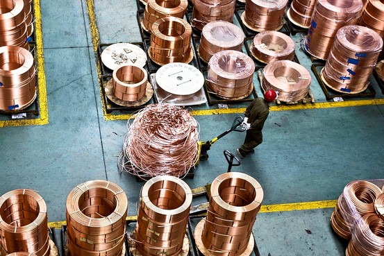 SHFE Copper prices decline slightly this week