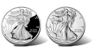 2012 Silver coins lead sales, 2011 uncirculated Silver Eagle tops 300K