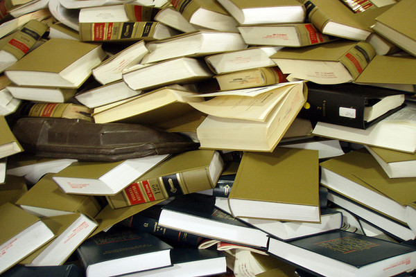 Textbooks under recycled in US: Study