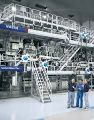 Voith's energy-efficient LEF Technology bags ERPC recycling award
