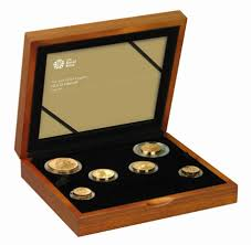 Royal Mint Launches This Year's Gold/ Silver Commemorative Coins