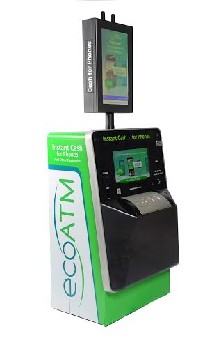 Outerwall Inc. eyes increased e-waste collection through ecoATM recycling kiosks