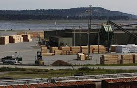 Western Forest Products to shut Nanaimo sawmill by end-2014