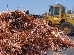 Market Update- 22nd Oct, 2014: Chinese copper scrap prices rise further