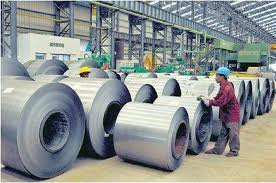 Middle East steel output climbed 8% in September '14