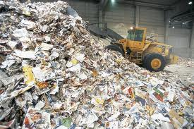 Paper Recycling Industry upset by thin margins and market slowdown