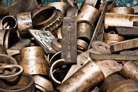 Scrap Metal Stolen from Volunteer of America