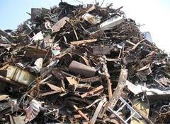 US H1 scrap average prices remained flat