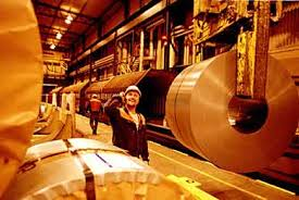 Middle East crude steel output jumped 8.4% in Oct '14